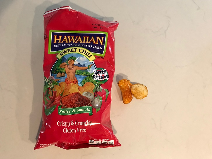 REVIEW: Hawaiian Sweet Chili Potato Chips