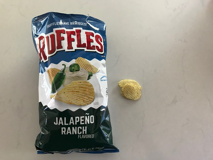 Review: Ruffles Jalapeno Ranch