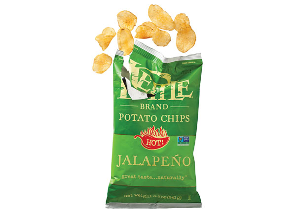 Kettle Brand Potato Chips – It's Time to Change How We Open Your Bags