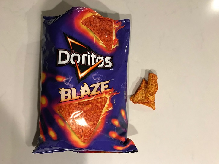 Review: Doritos BLAZE