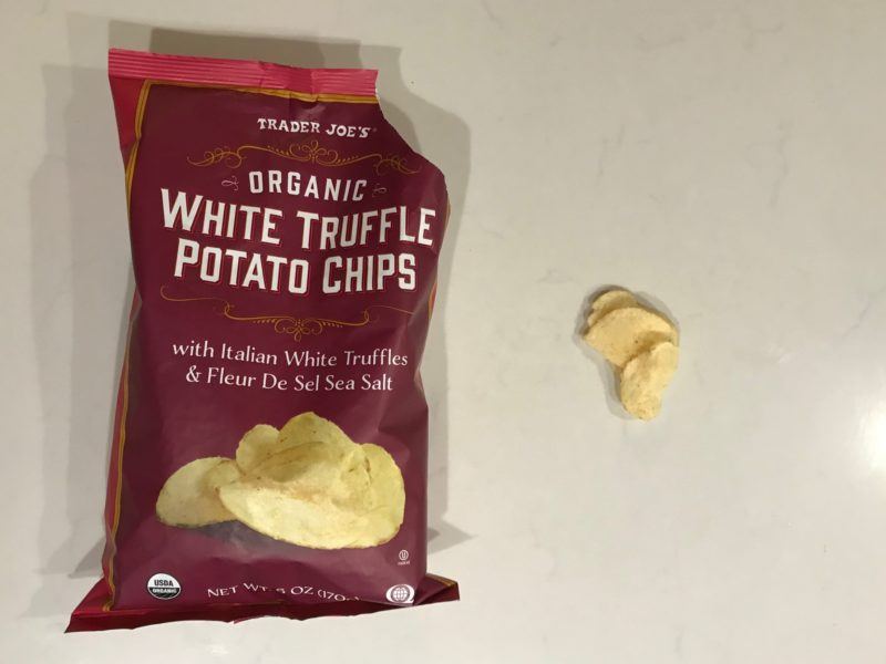 Review: Trader Joe's White Truffle Potato Chip