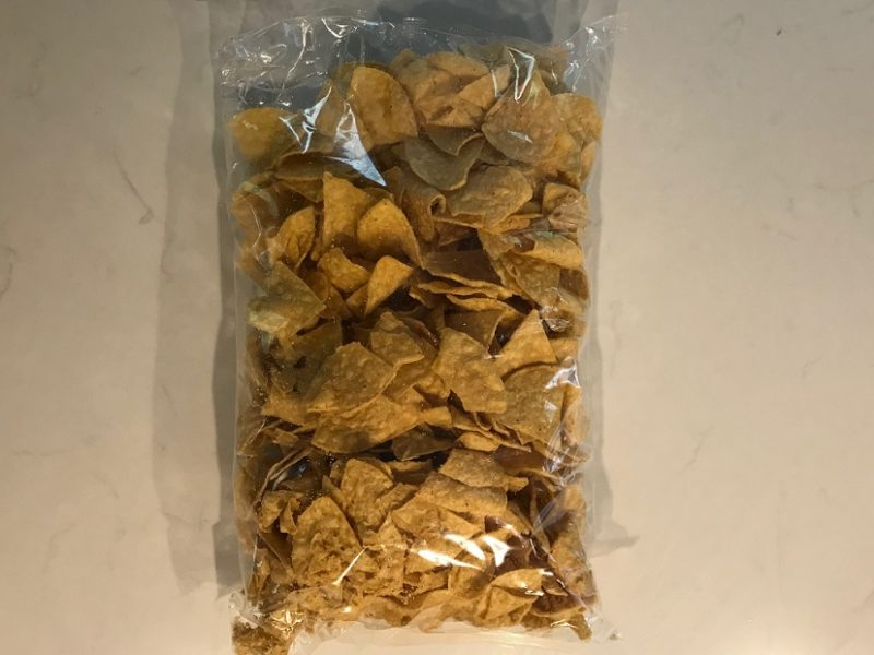 Review: An Anonymous Bag of Tortilla Chips I Bought at a Corner Store
